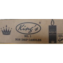 Kings Non Drip Candles