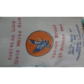 Pakistan Long Grain Rice 50Kg 5% Broken