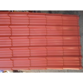 VERSATILE STD 28G X 3M TILE RED