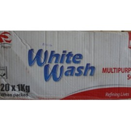 white wash multipurpose 20 x 1Kg Bar Soap
